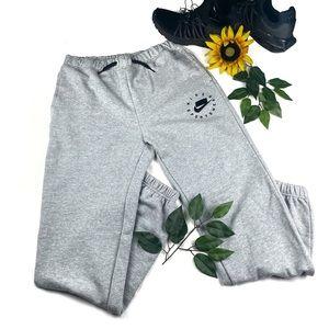 NSW Nike Sports Wear sweat pants joggers Gray S